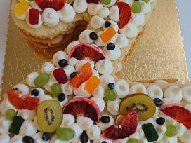 Vestuviniai, vaikiski tortai ir kiti skanestai - nuotraukos Nr. 11