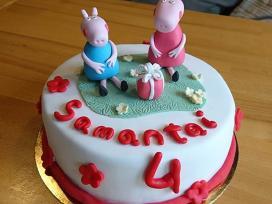 Vestuviniai, vaikiski tortai ir kiti skanestai - nuotraukos Nr. 12