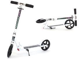 Paspirtukas scooter su dideliais ratais nuo7-99m