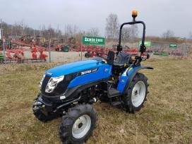 Mini traktorius Solis 26 (naujo modelio)