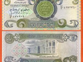 Irakas 1 Dinar 1980m. P69 Unc