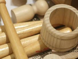 Medžio tekinimas detalės rėmeliai dėžutės rutuliai