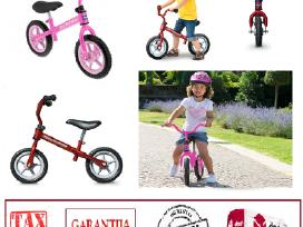 Nauji Chicco balansiniai dviratukai, garantija