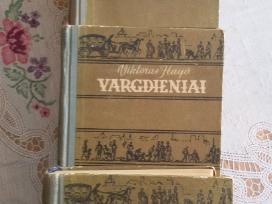 """Knygąs""""vargdieniai"""" Hugo Viktoras,1959 m.4 tomai"""