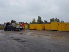 """UAB """"partnex""""nuomojame konteinerius."""
