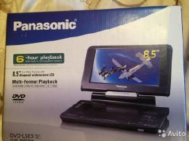 Nešiojamas Dvd grotuvas Panasonic Dvd-ls83