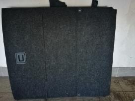 Škoda Superb bagažinės papildomas dugnas