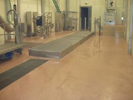 Mėsos perdirbimo įmonė 14000 m2