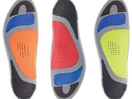Giro Fit batų įdėklai dviratininkui 42-43,5 dydis
