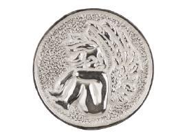 Dovanos krikstynoms-medalis Angelas