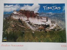 Tibetas/1998 (dovana sau, sutinkat Dalai Lamą)