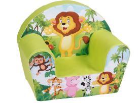 Vaikiški minkšti foteliai (foteliukai) ir sofos
