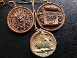 Moliniai medaliai