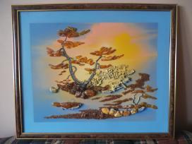"""Paveikslas """"Gintarai"""", 1996 m."""