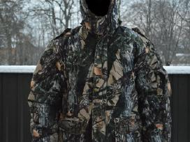 Žieminė striukė neperšlampama
