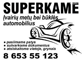 Brangus Automobilių Supirkimas +370 653 55123 - nuotraukos Nr. 2