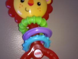 Parduodami įvairūs žaislai, kramtukai