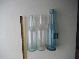 Stiklo buteliai (4)