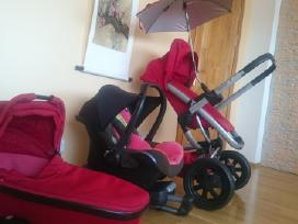 Quinny Buzz4 Xtra Red vežimėlis.