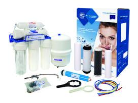 Filtras Ro, Aquafilter, geriamojo vandens sitema