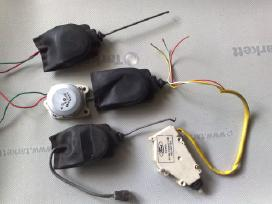 Elektriniai varikliukai centriniam