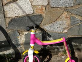 Balansinis dviratukas-paspirtukas