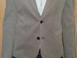 Burton firminis vyriškas pilkas švarkas
