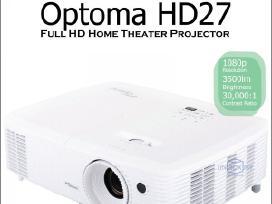 Optoma HD27 - nuotraukos Nr. 4