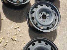 Chrysler ratlankiai skardiniai R16 1-4 vnt.