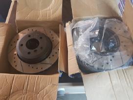Bmw e60 sportiniai stabdziu diskai