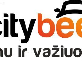 Citybee nuolaidos kuponas