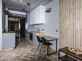 Kompaktiskas butas su terasa