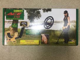 Garrett Ace 150 naujas metalo ieškiklis, garantija