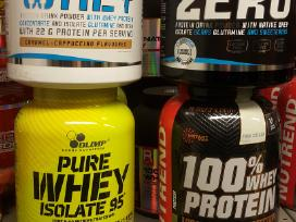 Biotech Whey Protein 2.3kg + Bca Zero 360g Tik 55€