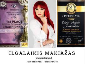 4 rūšių intensyvūs masažų kursai+sertifikatas 400€ - nuotraukos Nr. 14