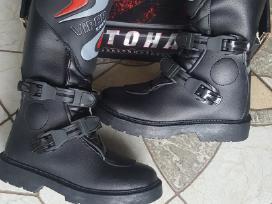 Daug motokrosinių batų - nuotraukos Nr. 10