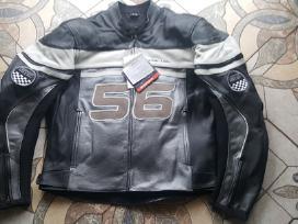 Odinės moto striukės:ixs,hein Gericke, Yamaha.
