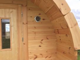 Apvali Lauko pirtis sauna - kubilas bačka L-4,8m - nuotraukos Nr. 5