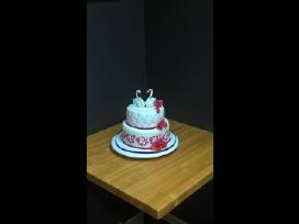Vestuviniai, vaikiski tortai ir kiti skanestai - nuotraukos Nr. 15