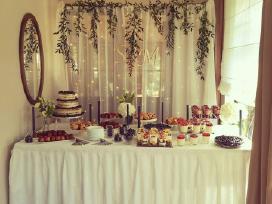 Vestuviniai, vaikiski tortai ir kiti skanestai - nuotraukos Nr. 17