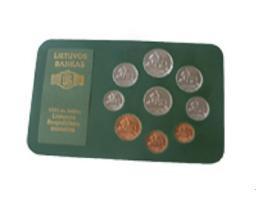 Rink.2018m, skirtas Litui ir senesni, 25lt monetos - nuotraukos Nr. 13