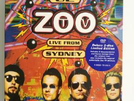 "U2 ""Zoo TV Live from Sydney"" Dvd"