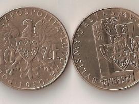 Lenkija 1970 10zl.bylismy-jestesmy-bedziemy