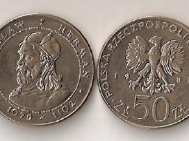 Lenkija 1981 50zl.wladyslaw I Herman