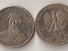 Lenkija 1980 50zl. Kazimierz I Odnowiciel
