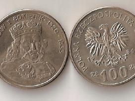 Lenkija 1986 100zl.wladyslaw I Lokietek