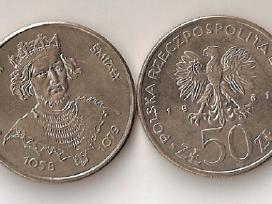 Lenkija 1981 50zl Boleslaw II Smialy