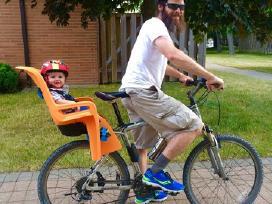 Thule dviračių kėdutės