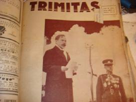 Smetoniskas zurnalas Trimitas.