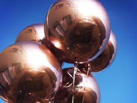 Helio balionai Foliniai balionai